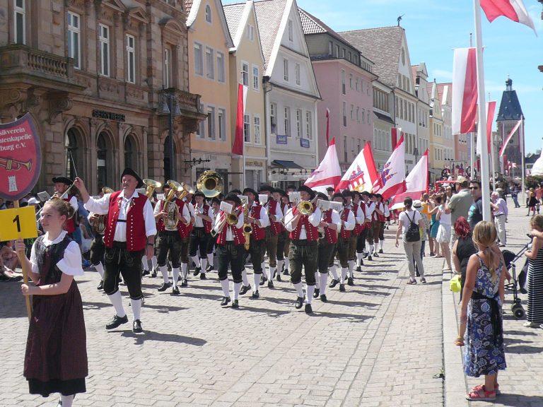 Festumzug in Speyer